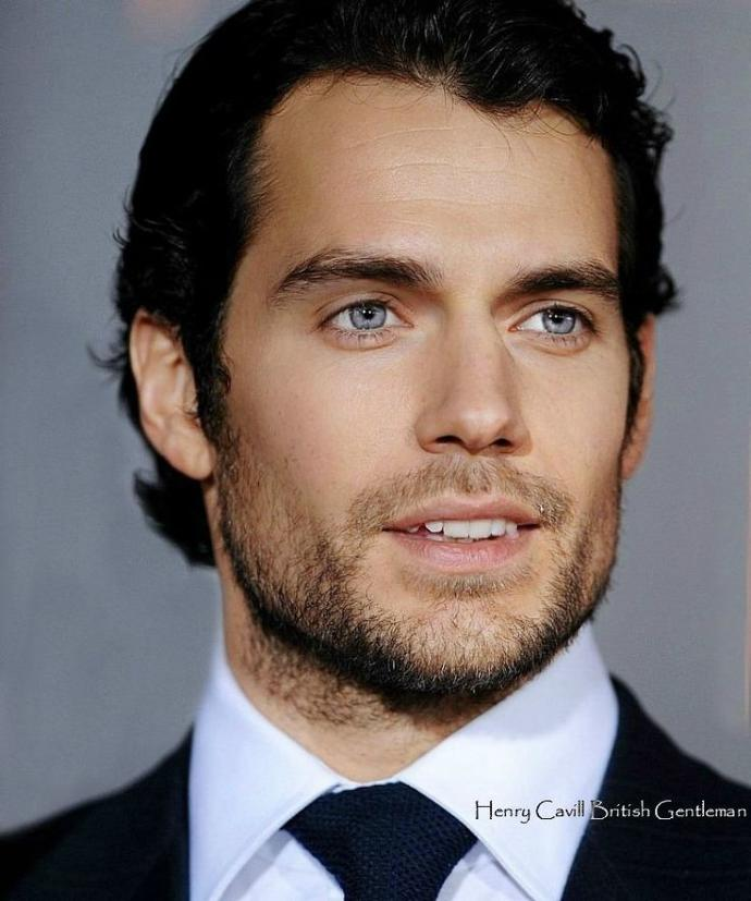 What would you let Henry Cavill do to you?