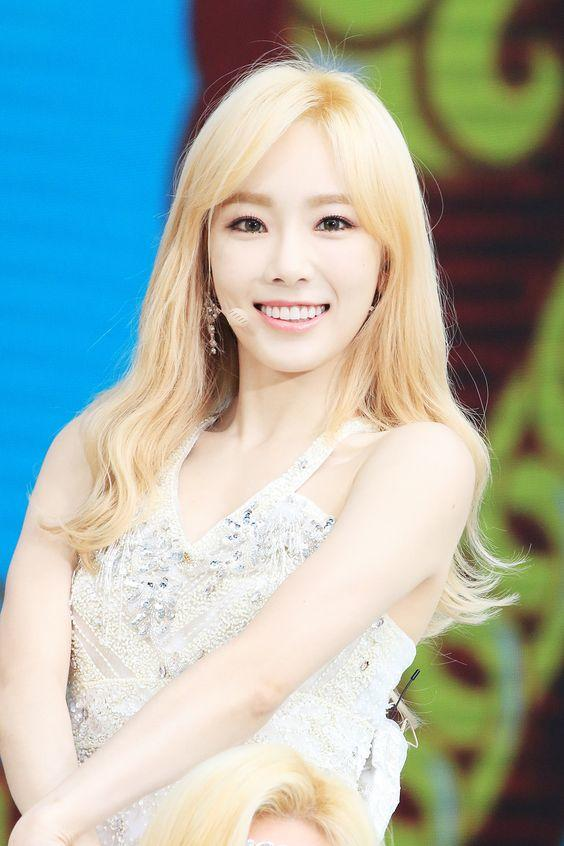 Kpop girl series #4 Taeyeon: How beautiful do you think this girl is?