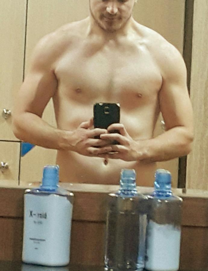 Working on Gains.... How does it look so far?