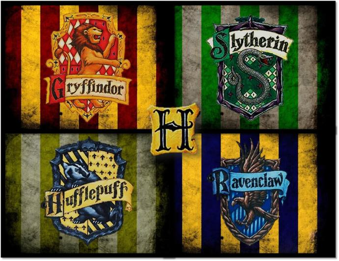 Do you know which Hogwarts house you belong in according to Pottermore > J. K. Rowling?