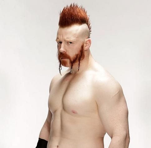 Is Sheamus the Connor Mcgregor of WWE?