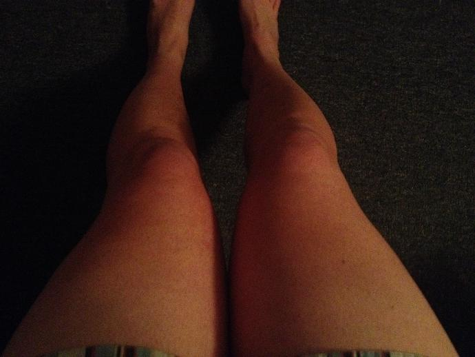 Girls, How would you rate my legs?
