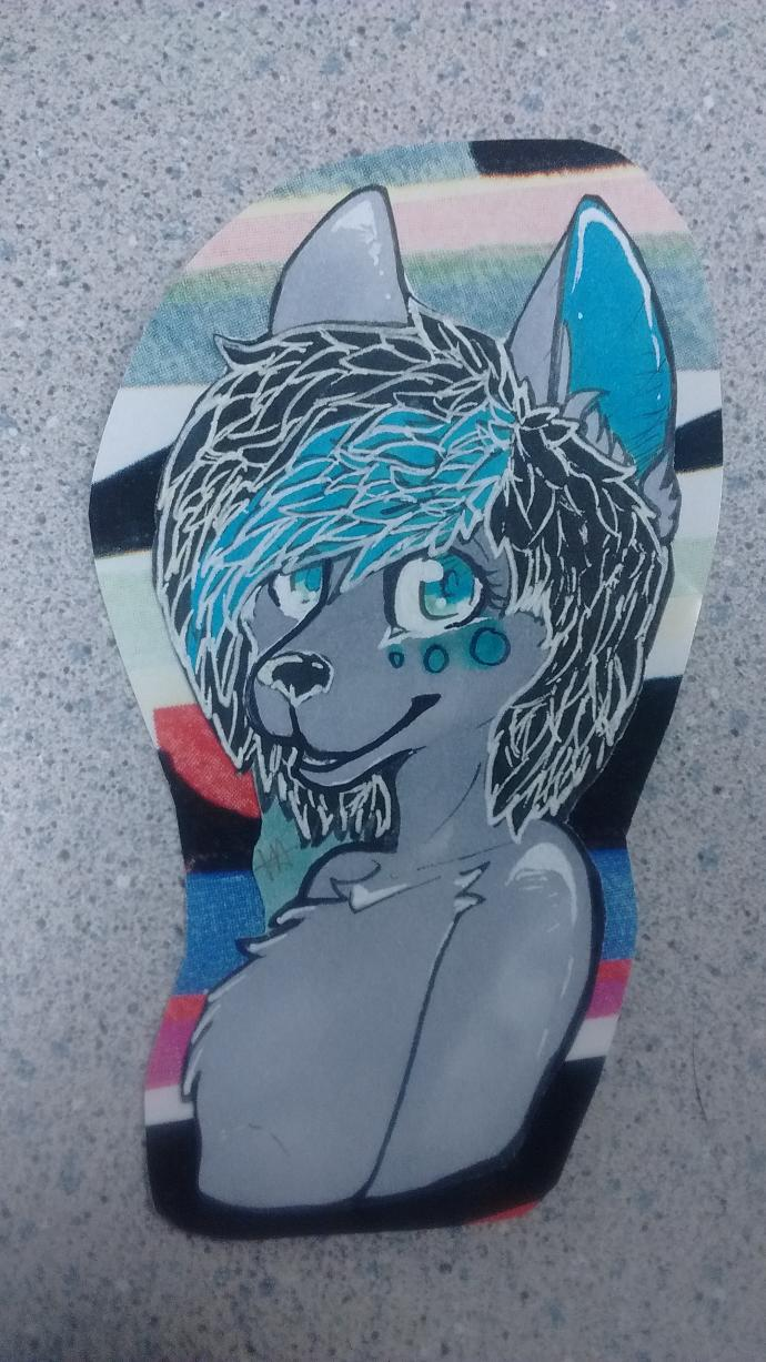 What do you think of my art/my fursona?