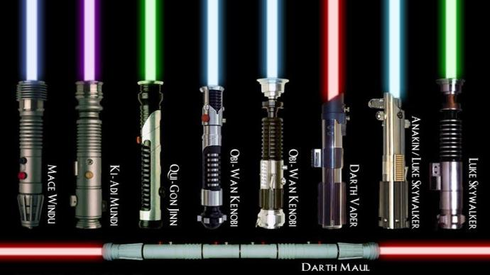 Which Lightsaber would you choose?