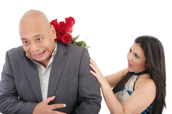 Do you think it's wrong for a man to reject a woman later in life?