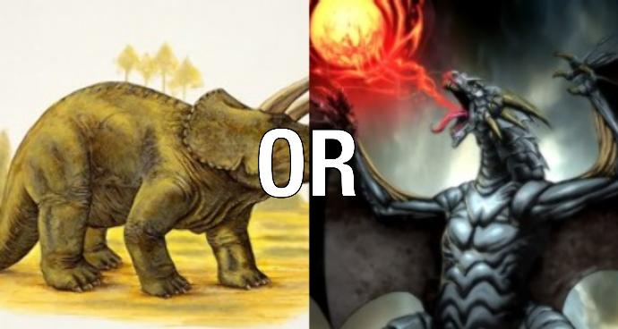 Would you rather have a pet Dinosaur or pet Dragon?