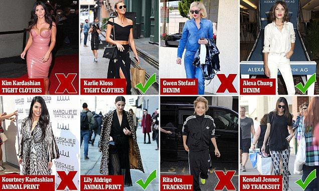 What Is The Biggest Fashion Faux Pas?