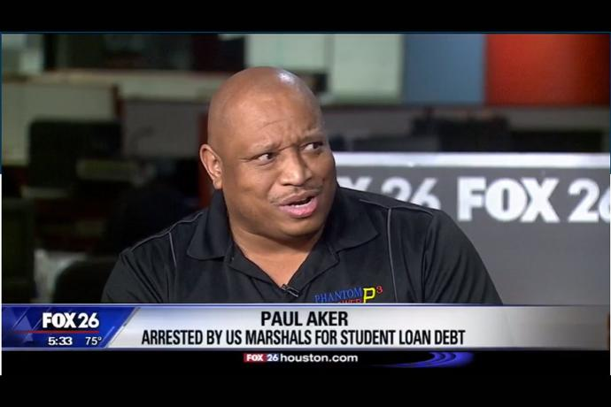 Do you think people should get arrested for not paying student loans?