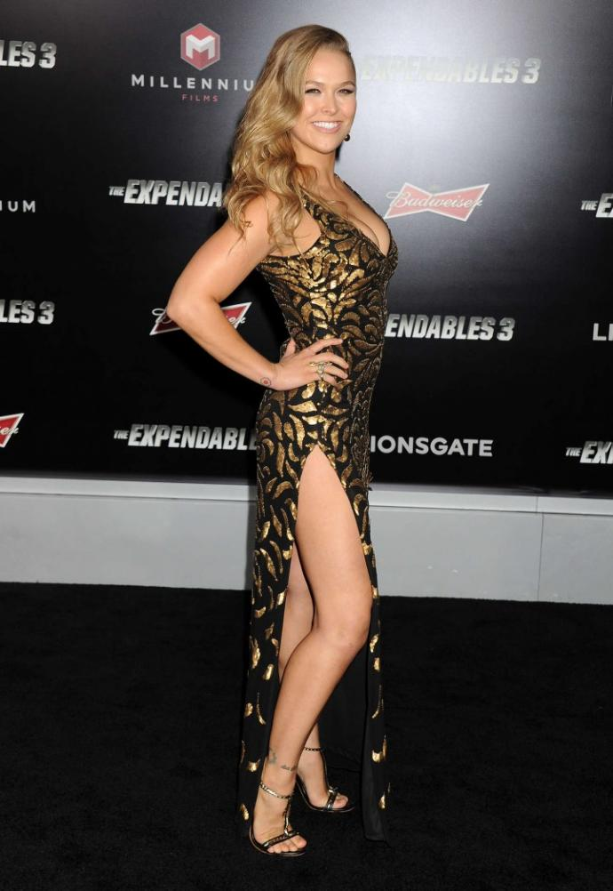 Is Ronda Rousey Hot or Not?