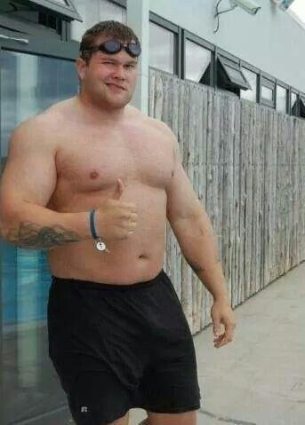 Big chubby men well you!