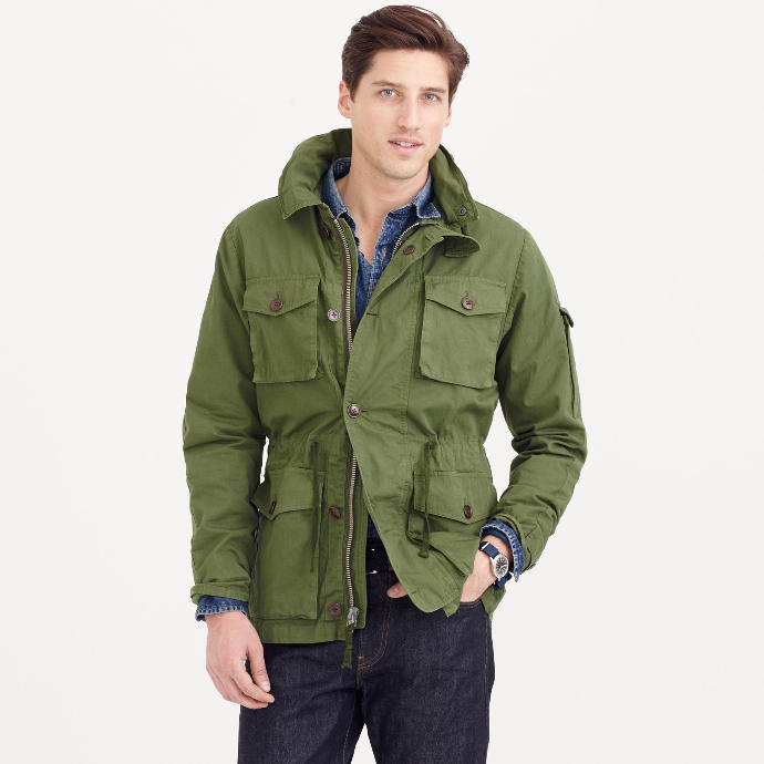 Ladies and Gents, I'm looking for a good spring jacket, opinions?