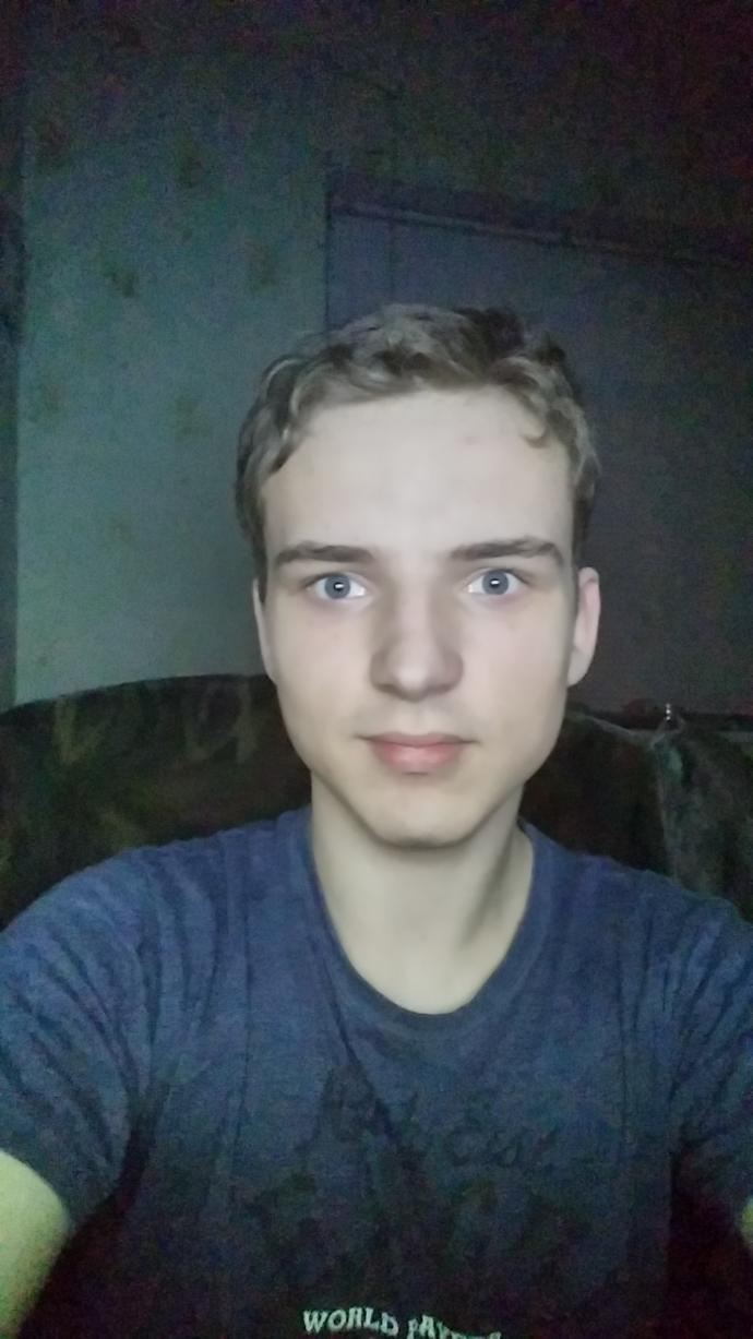 Please rate me + how old I look ?