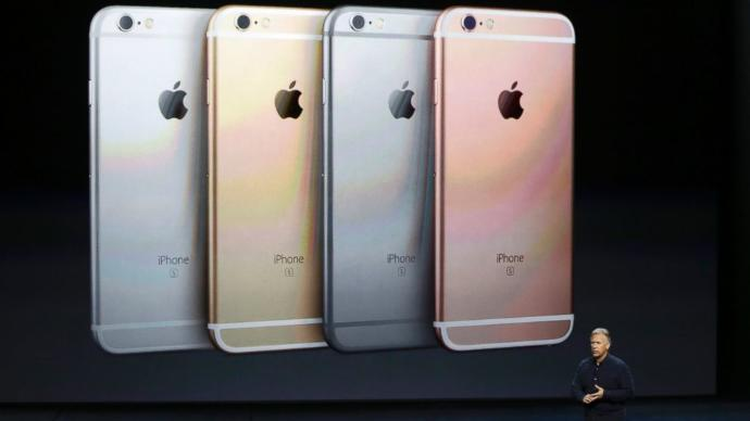 What's your favorite iPhone 6s color?