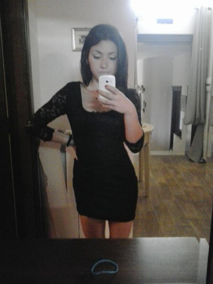 Most pretty black dress???