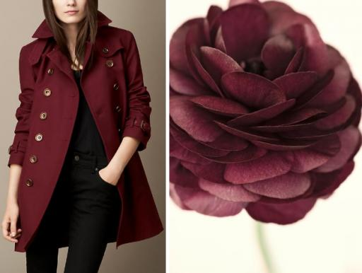 Marsala, what to match with this color ?