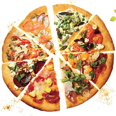 Which PIZZA toppings are your favourite?