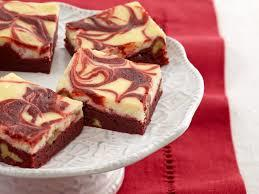 have you ever tried red velvet cheesecake brownies?