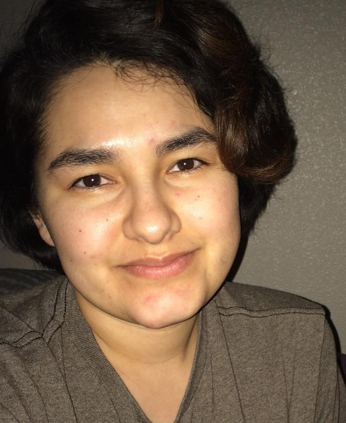 Rate and guess ethnicity or nationality by the way She is native American and three others?