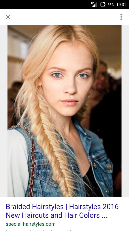 Guys do you like braids on girls?do you prefer loose long hair instead?