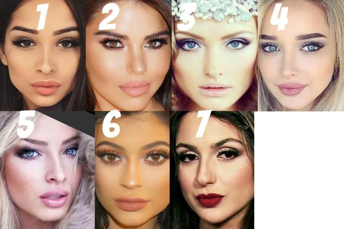Who is  the prettiest?