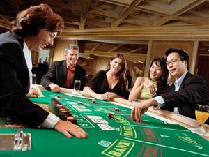 When gambling, do you prefer slots or tables?