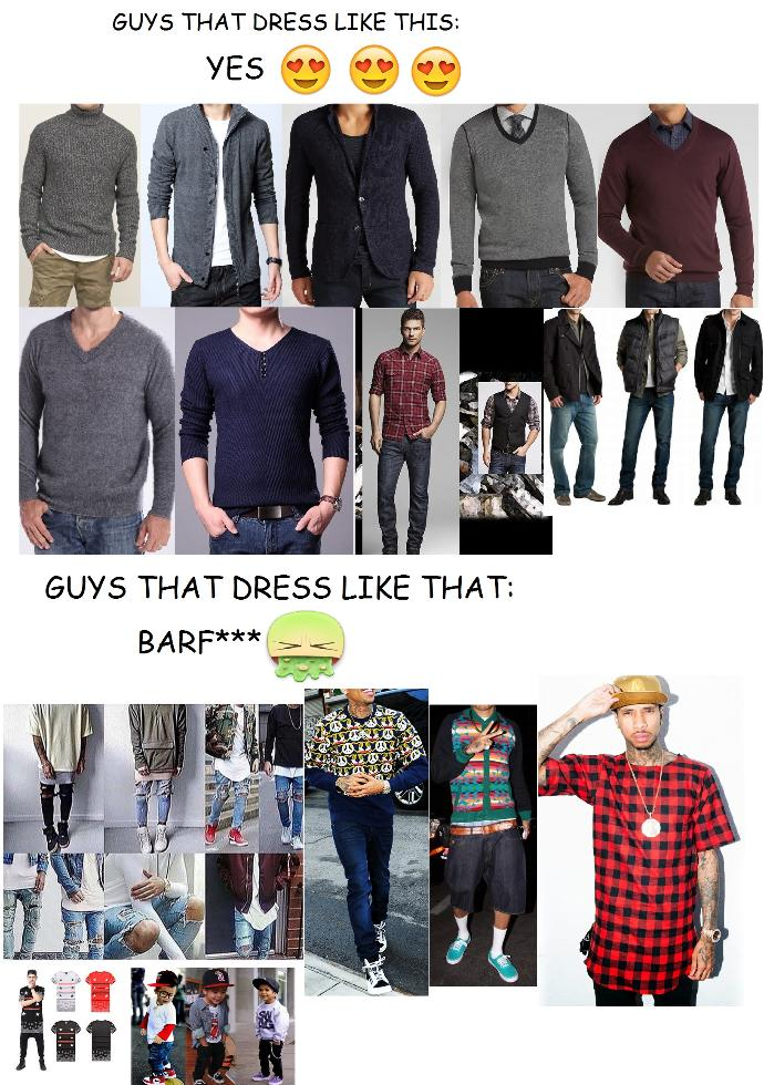 what kind of clothing/style do you wear? post a picture!?