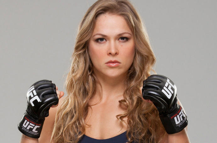 Is rhonda rousey attractive?