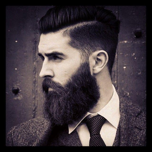 {BEARDS} The epitome of manliness, or the sign of a lazy creep?
