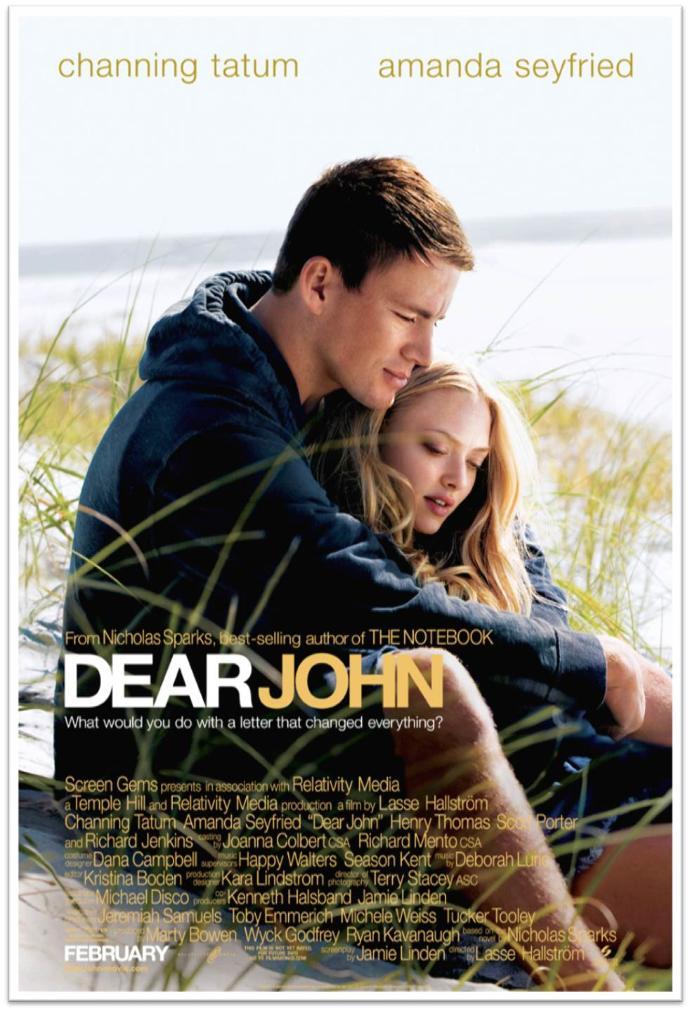 Do you see Dear John?