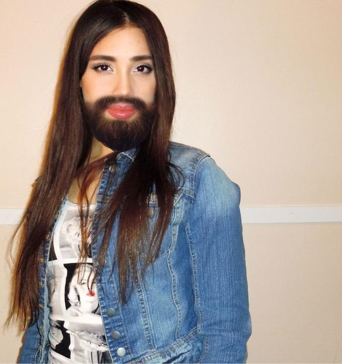 Do i make a cute guy?? im originally a girl but since people say i look masculine, how do i look as a boy?
