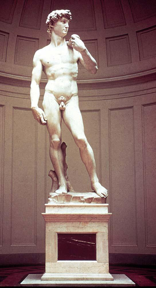 Do you get aroused looking at nude classical art?