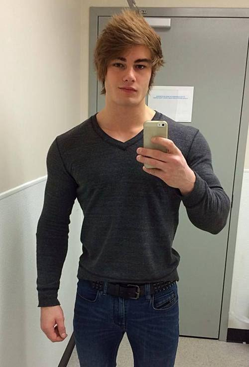 Is he a hot guy?