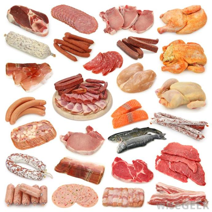 What type of meat do you prefer?