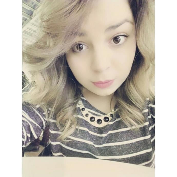 Hi everybody , how do I look ☺❤?