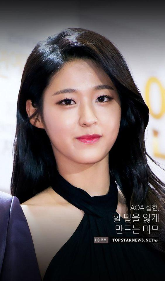 Kpop Girl series #16 Seolhyun : How beautiful do you think this girl is ?