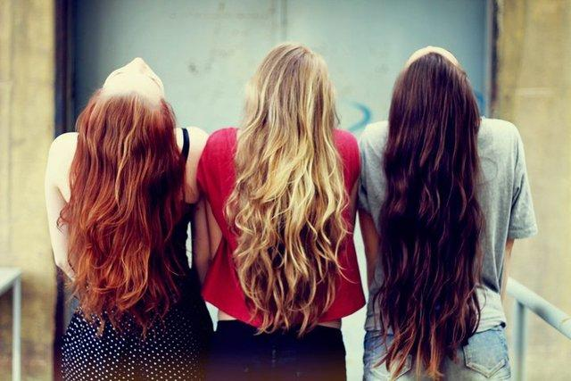 Does red hair frighten you guys? Or is it just that you prefer brunettes and blondes?