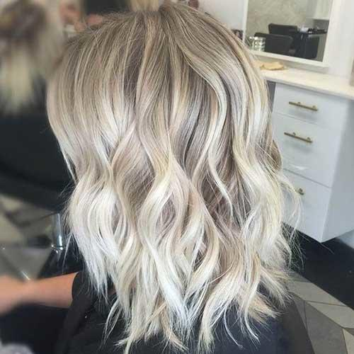 Can you help me out? How will my stylist get my mahogony colored hair that has orange under all of the dye because I tried bleaching it, to this?