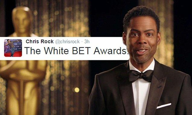 Do you think Chris Rock made too many racial slurs last night during The Oscars?