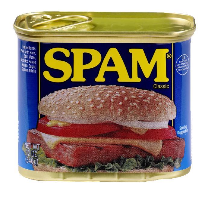 Do you enjoy spam?