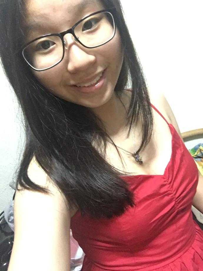 How do I look+best feature :)?