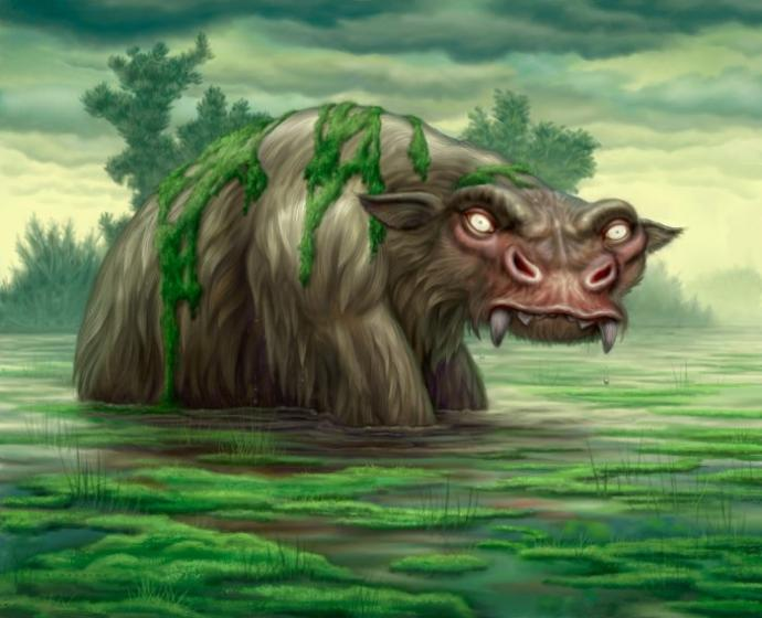 What's your favorite Australian cryptid?