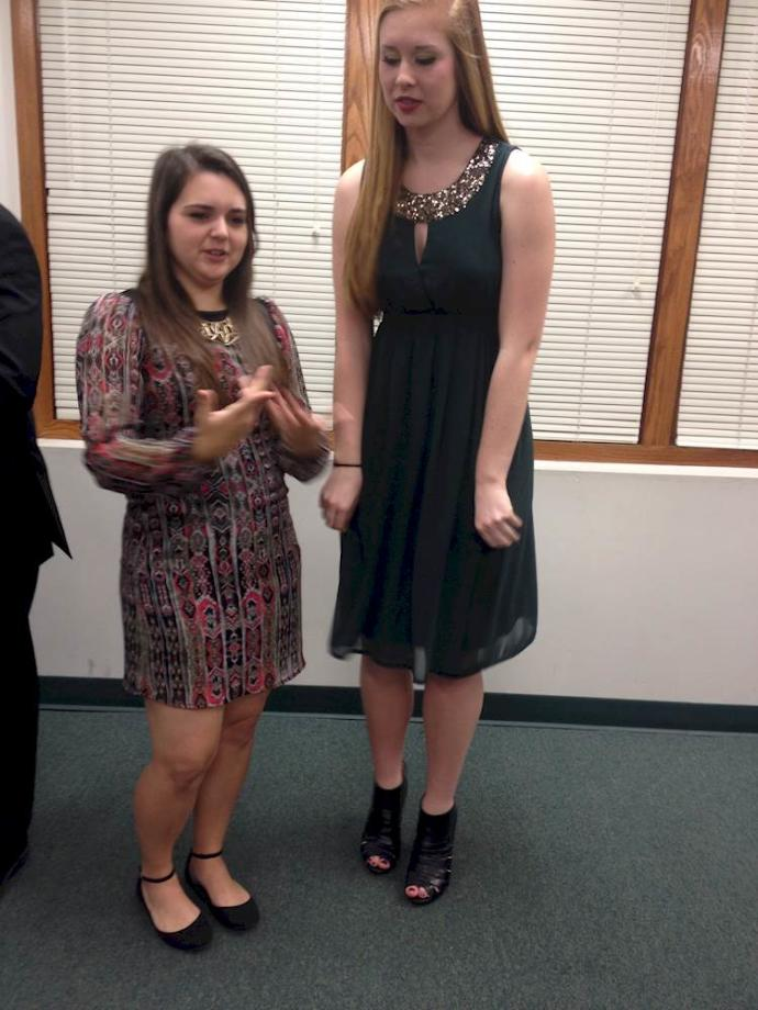 So how do tall girls get Boyfriends?