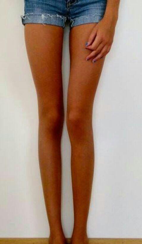 Thin or thick lega you like more?
