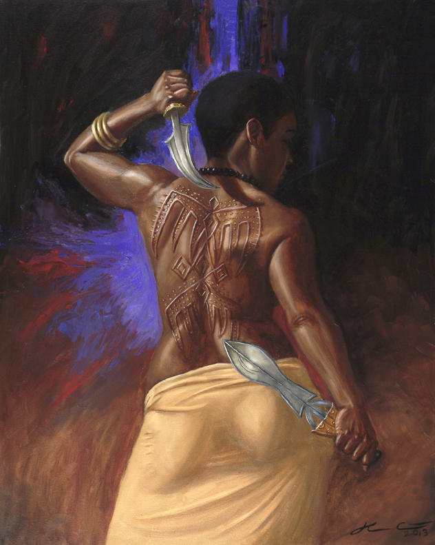 Is there any other black fantasy lovers out there?