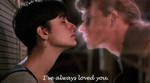 Anyone else seen the 1990 movie 'Ghost'? With Patrick Swayze?