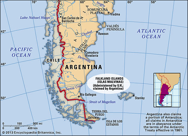 Do you think the Falkland islands belong more to Britain or Argentina?