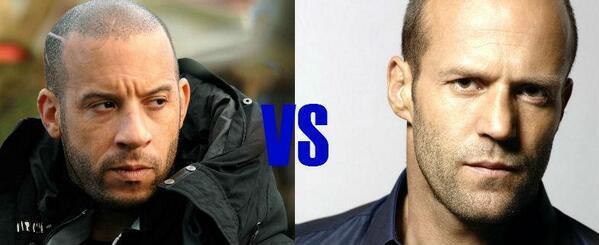 Vin Diesel or Jason Statham?