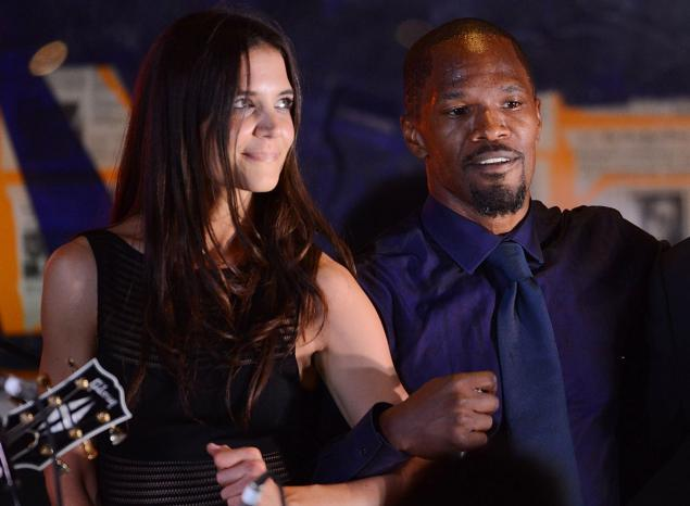 Did you know Katie Holmes and Jamie Foxx have been secretly dating for 4 years?