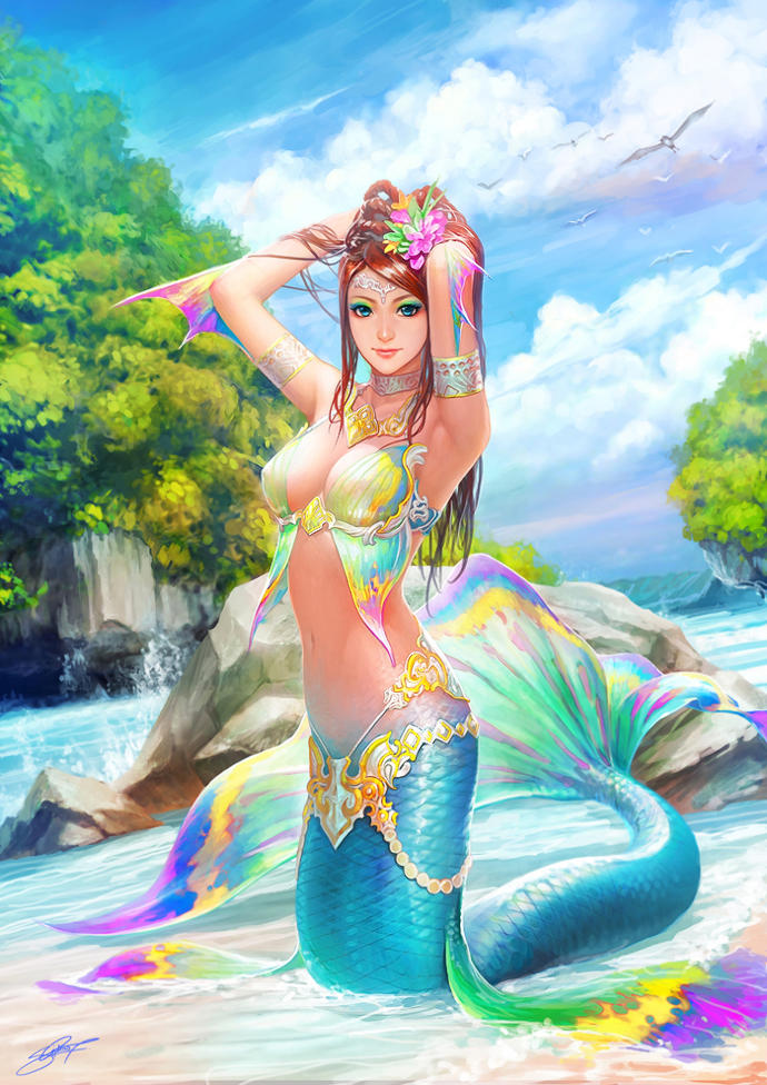 What's your favorite mythological creature?