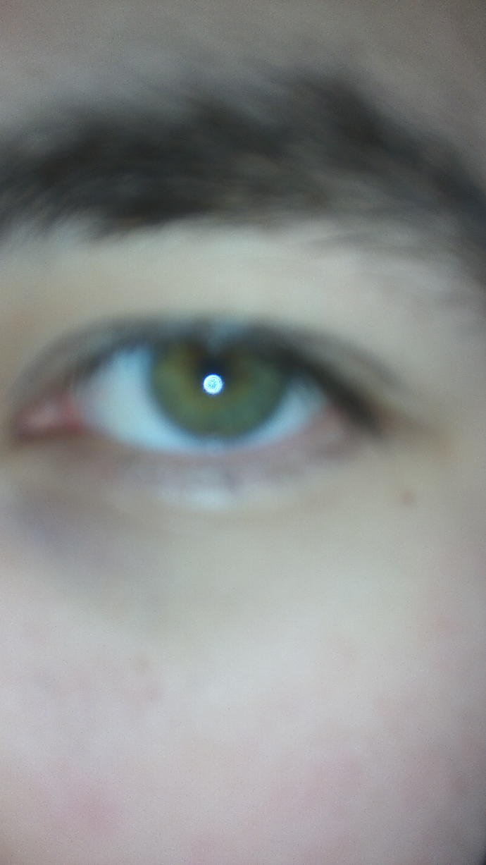 what colour would you say my eyes are ?